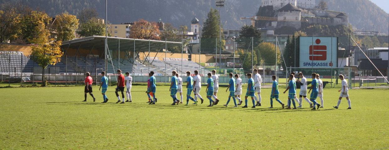 U16 gegen Kufstein ums Meister Play off!